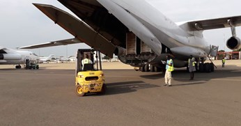 air cargo charter to remote destinations